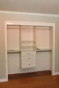 simply organized closet organization made simple by