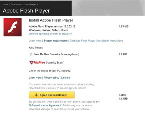 download adobe flash player windows 10 64 bit adobe flash player for other browsers 29 0 0 171 free