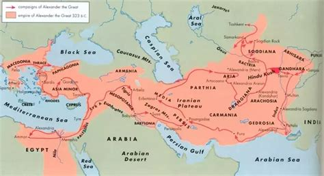 the great empire how was the great s empire divided quora