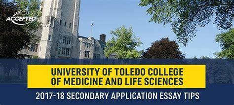 of toledo college of medicine sciences