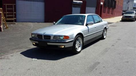1999 bmw 750il for sale find used 1999 bmw 750il 95k clean no reserve
