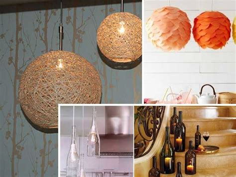Glass Decorations For Home 24 inspirational diy ideas to light your home