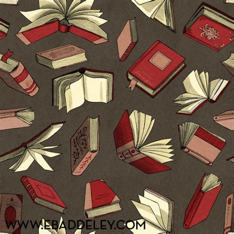 wallpaper design book love illustration wallpaper books pattern download repeat
