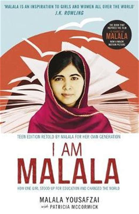 malala yousafzai short biography in english i am malala how one girl stood up for education and