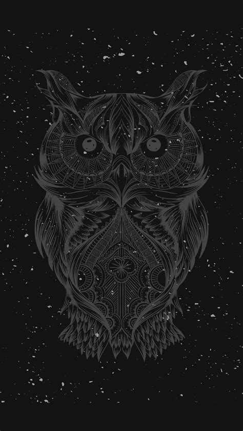 wallpaper for iphone 6 owl night owl hd iphone 6 wallpaper background