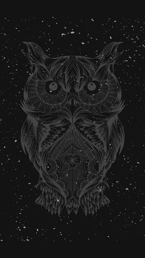 Owl Wallpaper Hd Iphone 6 | night owl hd iphone 6 wallpaper background