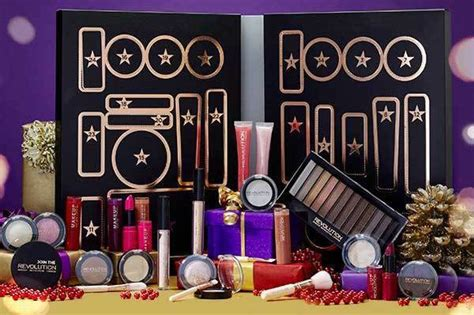 advent calendar makeup best advent calendars 2016 flavourmag