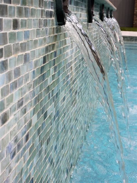 mosaic pool tile design pictures remodel decor and
