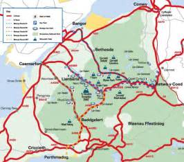 Map My Walk Route by Visit Snowdonia Snowdon Walks 6 Routes