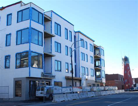 new portland peninsula housing remains predominantly