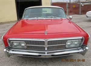 65 Chrysler Imperial For Sale 1965 Chrysler Imperial