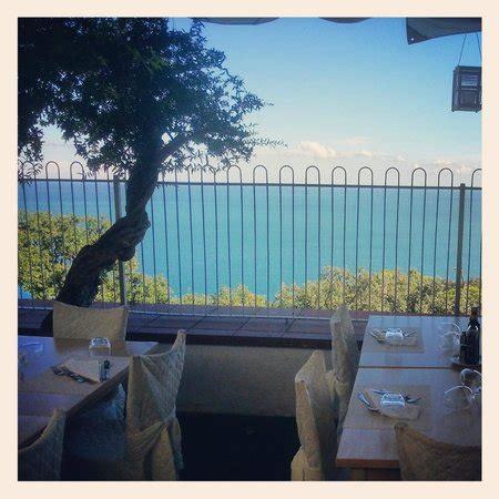 terrazza mare sirolo ristorante della rosa picture of ristorante della rosa
