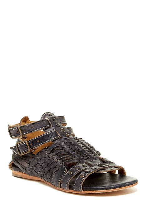 bed stu claire sandal bed stu claire leather sandal nordstrom rack