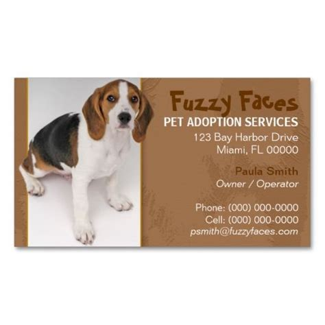 E Para Adocao From The Adoptable Pets Photo Pool by Pet Adoption Business Card Pet Adoption And Adoption