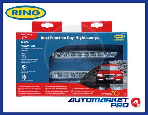 lade a led per auto omologate kit 18 led per auto omologate drl nsl doppia funzione