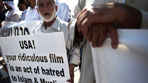film pendek anti quran us embassy attacks the film behind the fury channel 4 news