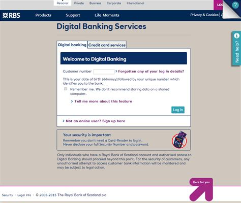 bank of scotland login step by step guide