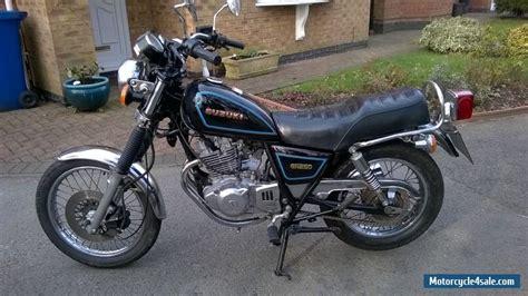 Suzuki Gn 250 For Sale 1992 Suzuki Gn250 For Sale In United Kingdom
