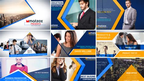 corporate company profile by dollarhunter videohive
