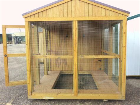 Sheds Wichita Ks by Houses Kennels Runs And Doors Home