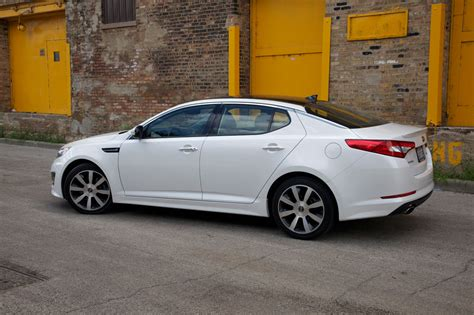 Kia Optima Turbo Performance Kia Optima Sx Turbo 2011 Cartype