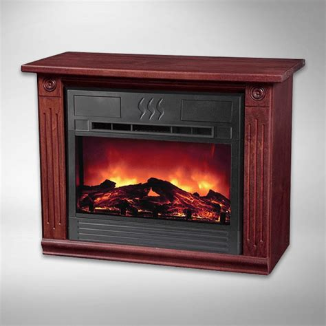 heat surge roll n glow fireplace heat surge roll n glow cherry shop oreck