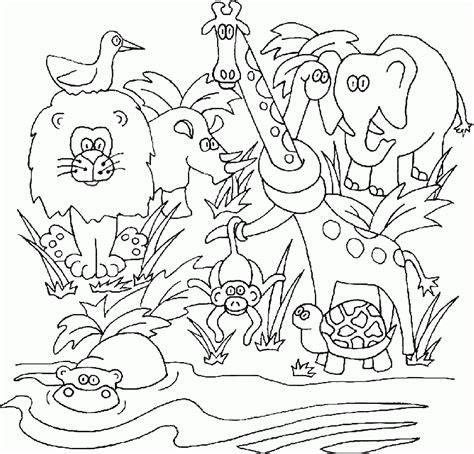 coloring pages of jungle scenes האתר הגדול בישראל לדפי צביעה להדפסה ואונליין באיכות מעולה