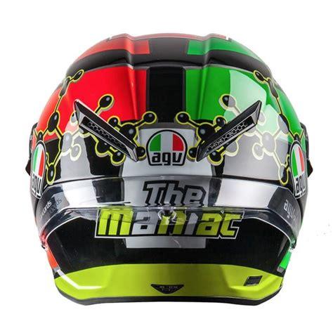 Helm Agv Ianonne andrea iannone agv corsa mugello 2016 helmet replica
