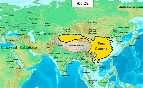 tang dynasty map easternized world alternative history