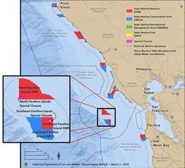 exploring california s marine protected areas the