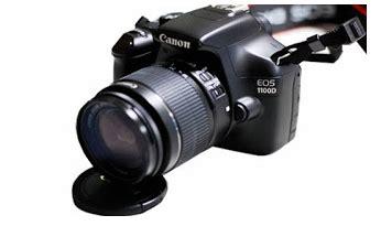 Kamera Canon 1100d Baru daftar harga kamera canon eos 1100d baru dan bekas april