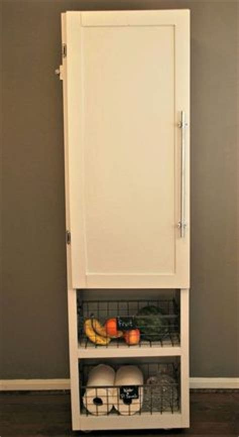 1000 ideas about pantry storage cabinet on