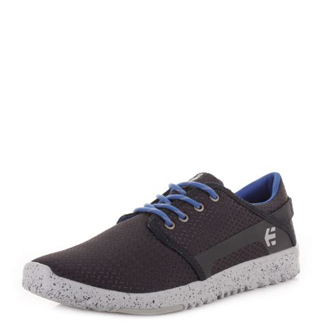 etnies running shoes mens etnies scout navy grey lightweight fashion retro