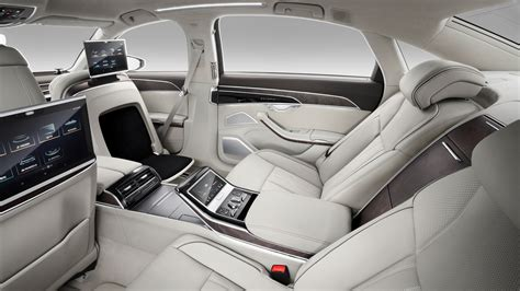 Audi W12 Interior by The 2019 Audi A8l Will Propel The Next Level Of Autonomy