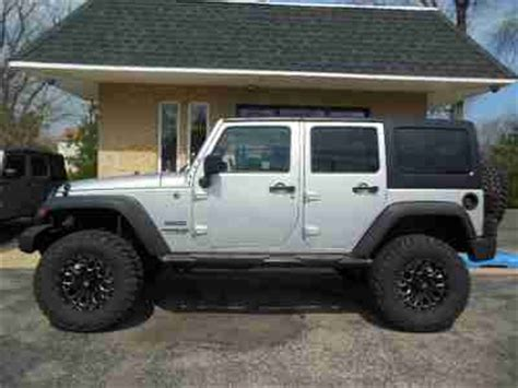 Jeep Jk 4 Inch Lift Find Used Unlimited Jk 4 Door Lifted 4 Inch Lift 35 Tires