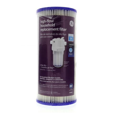 ge whole house water filter fxhsc ge smartwater whole house filter discountfilterstore com