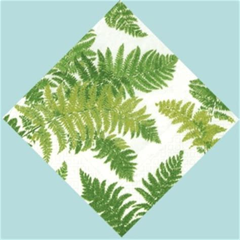 Fern Paper Wedding Invitation Kits by Fern Paper Napkins Wedding Insperations