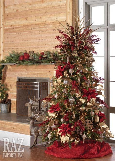 arboles de decoracion decoracion de arboles de navidad tradicionales 2017 2018