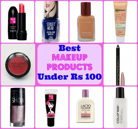 best products in india best makeup products rs 100 in india top 10 with