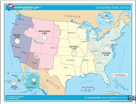 printable us map of time zones us time zones map printable