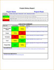 Project Management Report Template 5 Project Status Report Template Teknoswitch