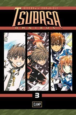 Tsubasa Omnibus 7 tsubasa omnibus 3 by cl reviews discussion
