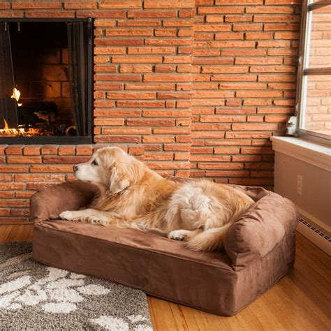 luxury dog sofa replacement cover snoozer luxury dog sofa dog couch