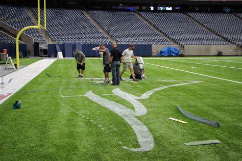 Bowl Fields by Nrg Stadium Prepares For Bowl Houston Media
