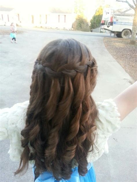 father daughter dance hairstyles for girls girls hairstyle for father daughter dance kitrina is ready