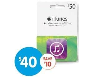 How To Get A 50 Itunes Gift Card For Free - expired 50 itunes gift card for 40 online at big w save 20 gift cards on sale
