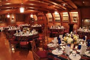 Leather Upholstered Dining Room Chairs Custom Furniture Fabrication For Ny Yacht Club Tables And