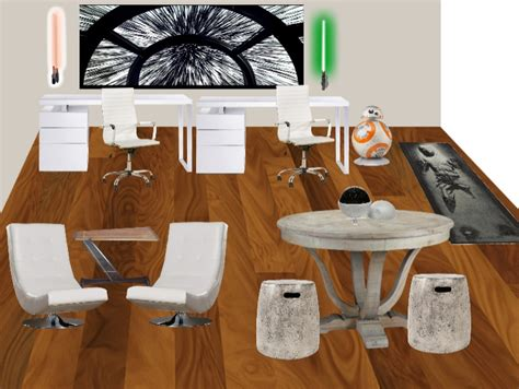 star wars office calm and collected the blog interior design help for the