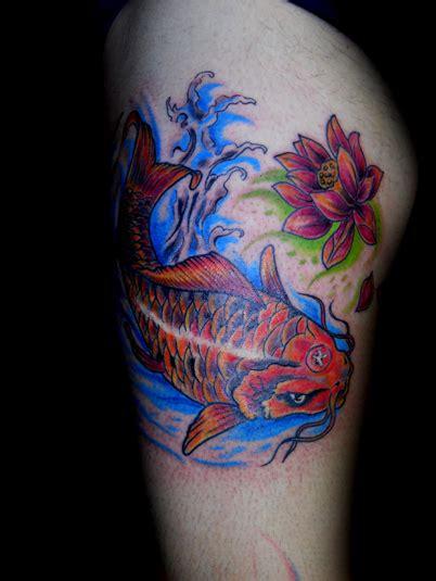 tatuaggio carpa koi tatuaggi it