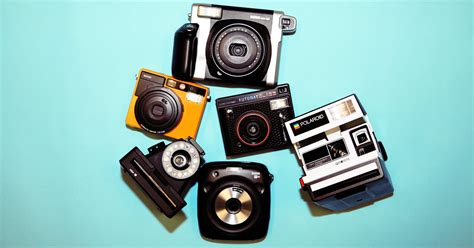 most influential personalities in tech right now techstory instant photography the best cameras you can buy right